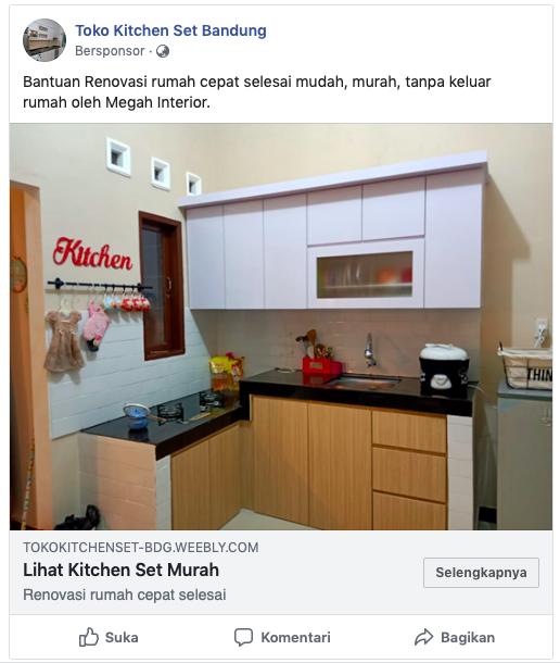 Facebook Desktop Ads